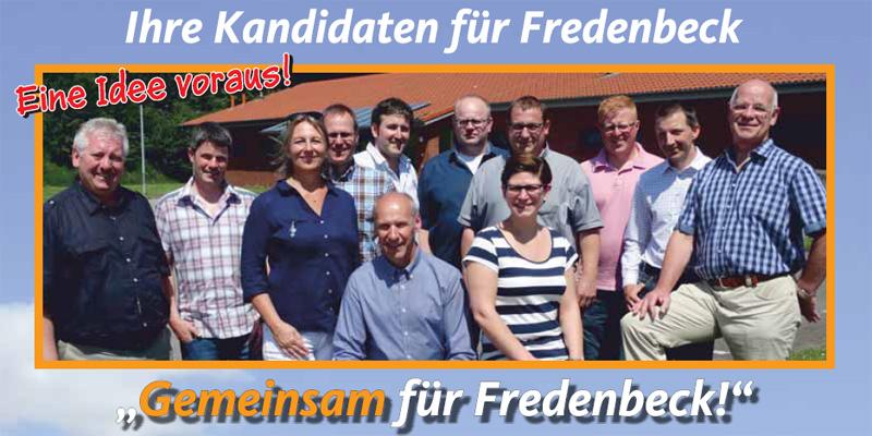 Team Fredenbeck