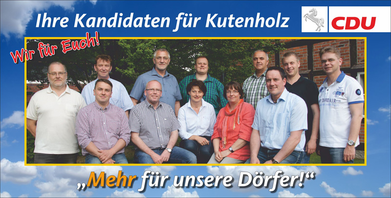 Kandidaten Kutenholz